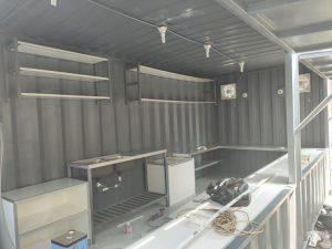 Jual Container Bekas Cafe - Jual Container Bekas Murah