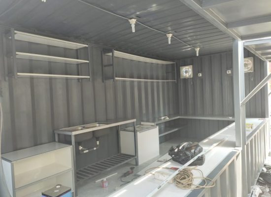 jual container office 40 feet