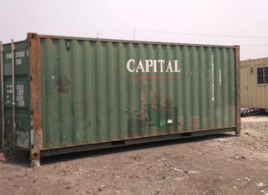 jual container reefer bekas