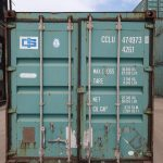 Container 40ft Dry CW