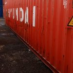 jual mini container bekas - Container 40ft Dry CW