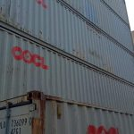 jual rumah kontainer bekas - Container 40ft Dry CW