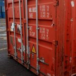 katalog produk jual container bekas - Container 40ft Dry CW