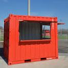 modifikasi container bekas