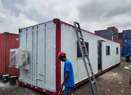 jual container second jakarta