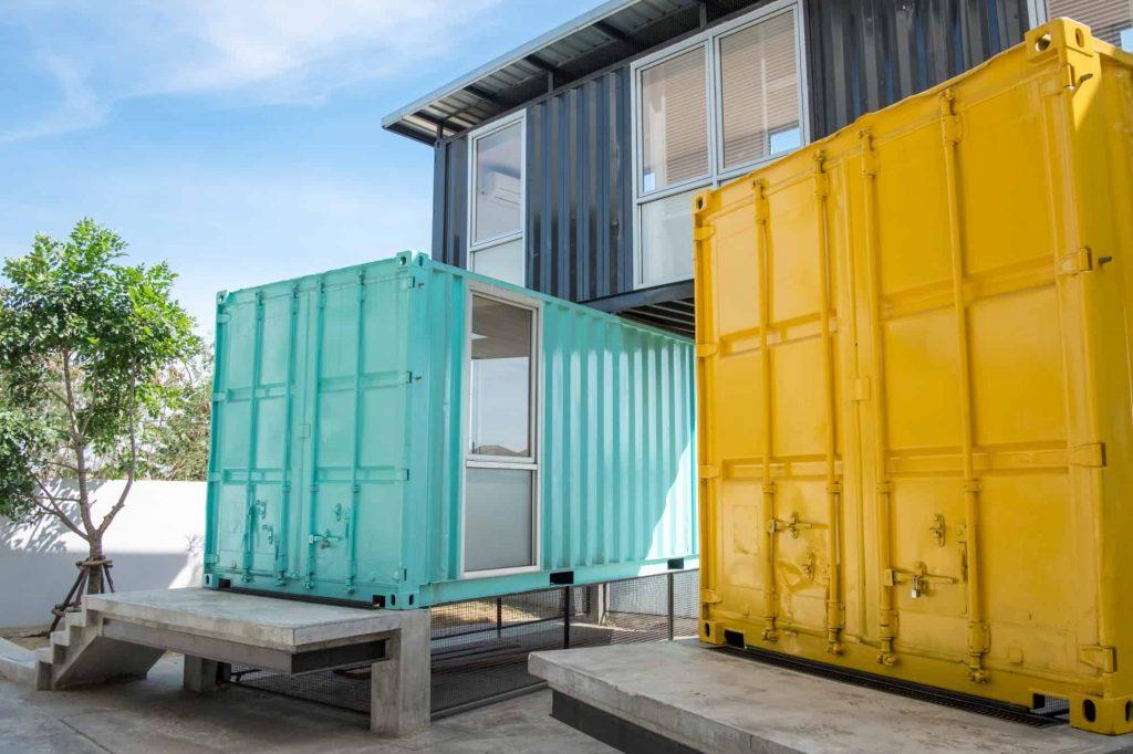 tempat jual container bekas murah