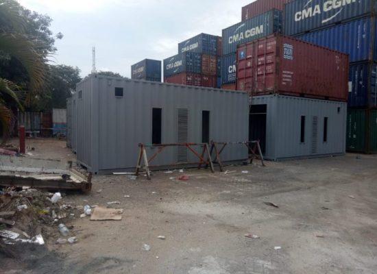 jual kontainer 40 feet bekas