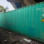 tempat jual beli container bekas - Container 40ft Dry CW