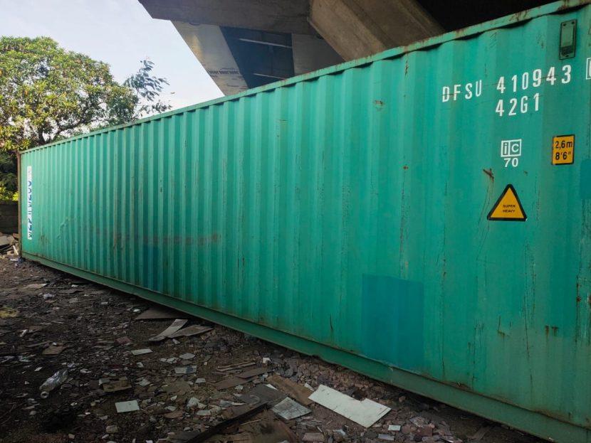 tempat jual beli container bekas