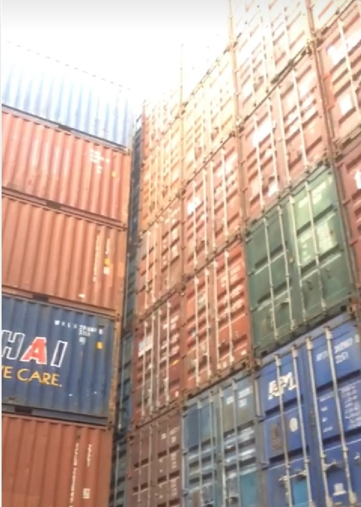 20 ft Office Container Jakarta