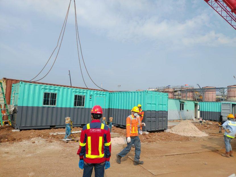 Jasa Sewa Container Jakarta